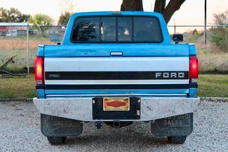 1993 Ford F-250 XLT Supercab 4x4 7.3l Powerstroke Diesel 5 Spd Manual Sealy, Texas 9