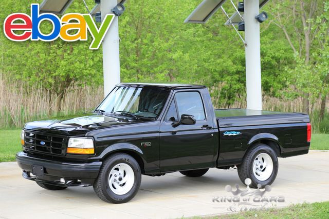 1993 Ford F150 Svt Lightning 5.8L V8 49K ACTUAL MILES RARE FIND MINT