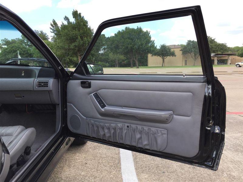 1993 Ford SVT Mustang Cobra LOW MILES! in Rowlett, Texas