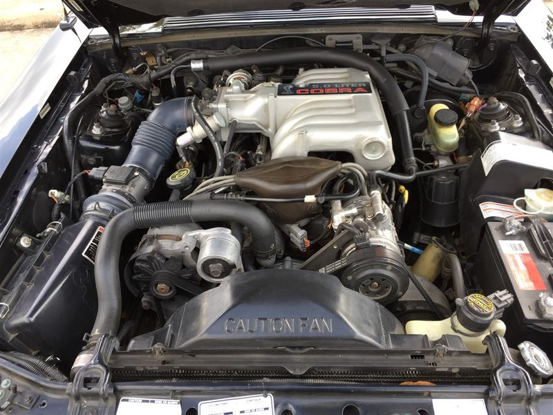 1993 Ford SVT Mustang Cobra LOW MILES! in Rowlett, Texas