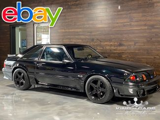 1993 Ford Mustang Gt Fox BODY 5.0L 5-SPD ONLY 46K ORIGINAL MILES MINT in Woodbury, New Jersey 08093