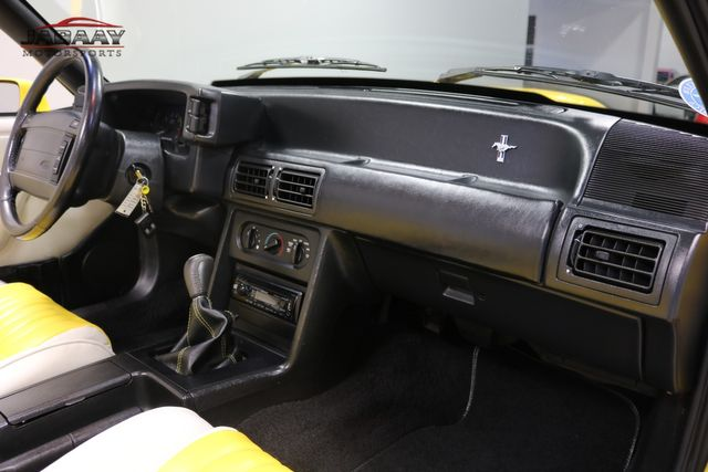 1993 Ford Mustang LX Merrillville, Indiana 16