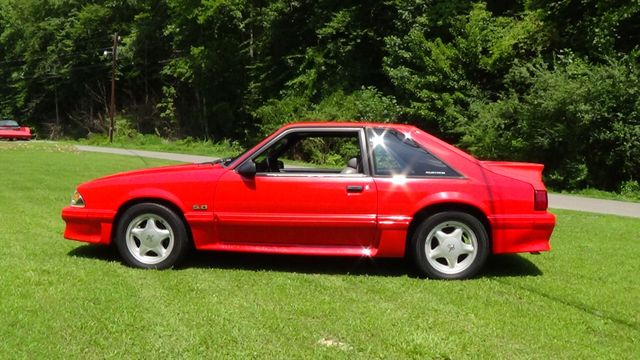 1993 Ford Mustang GT in Mustang OK, 73064