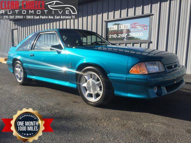 1993 Ford Mustang Cobra in San Antonio, TX 78212