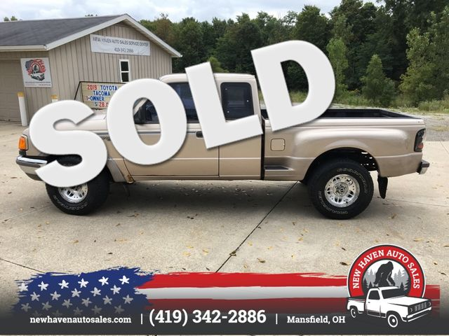 1993 Ford RANGER SUPER CAB 4x4 in Mansfield, OH 44903