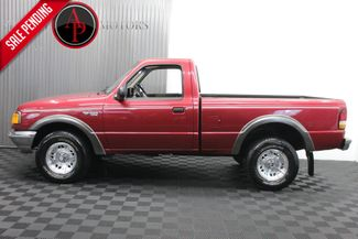 1993 Ford Ranger XLT 4 WHEEL DRIVE MANUAL TRANSMISSION in Statesville, NC 28677