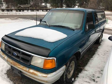 1993 Ford Ranger Super Cab Pickup in
