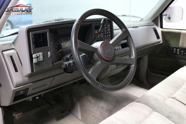 1993 GMC Sierra 1500 SLE Merrillville, Indiana 9