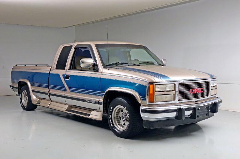 1993 GMC Sierra 1500 Conversion  | Plano, TX | Carrick's Autos in Plano TX