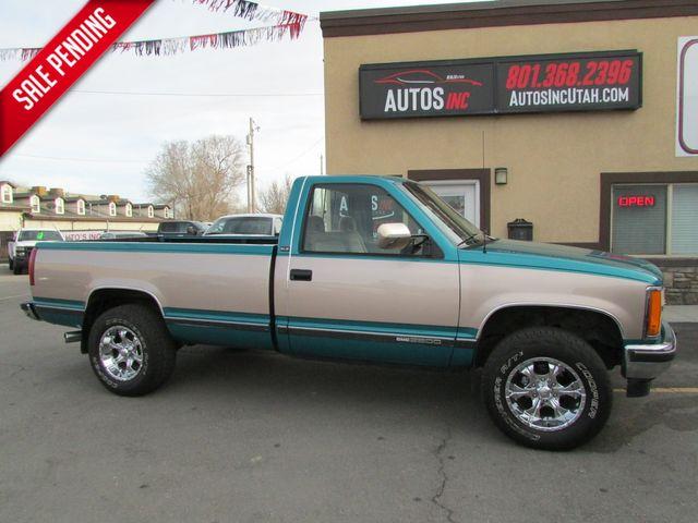 1993 GMC Sierra 2500 SLE in American Fork, Utah 84003