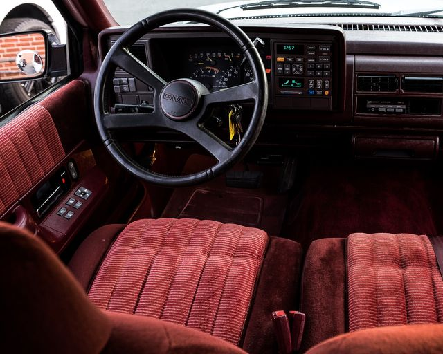 1993 GMC Sierra 3500 Crew Cab Burbank, CA 15