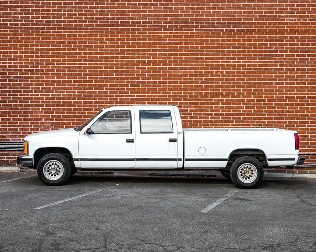 1993 GMC Sierra 3500 Crew Cab Burbank, CA 7