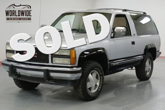 1993 GMC YUKON in Denver CO
