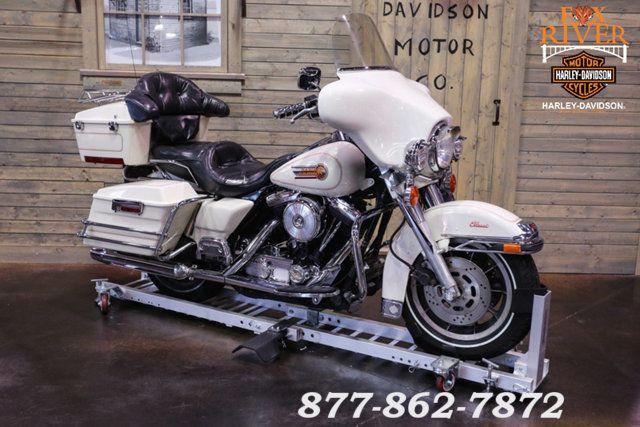 1993 Harley-Davidson ELECTRA GLIDE STANDARD FLHT ELECTRA GLIDE FLHT