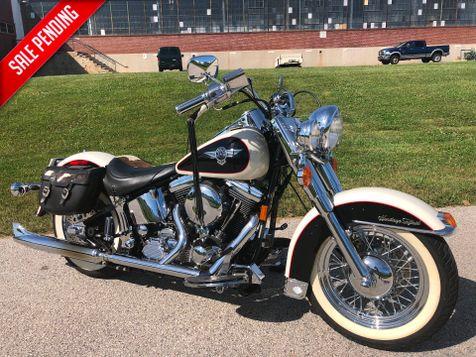 1993 Harley-Davidson FLSTN Heritage-Nostalgia Moo-Glide in Oaks