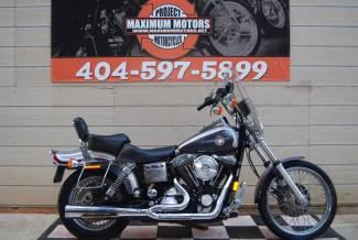 1993 Harley Davidson FXDWG Dyna Wide Glide 90th anniv Jackson, Georgia