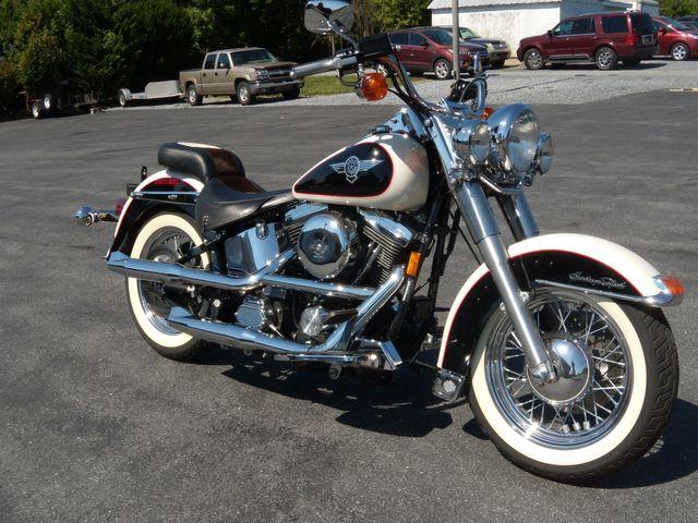 1993 Harley-Davidson NOSTALGIA FLSTN COW GLIDE in Ephrata, PA 17522