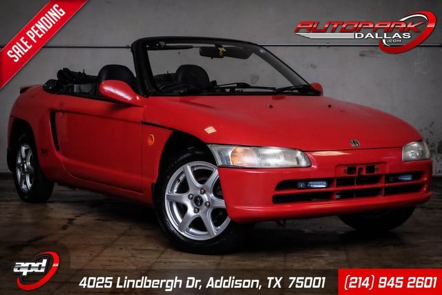 1993 Honda Beat Right-Hand Drive Japan Import