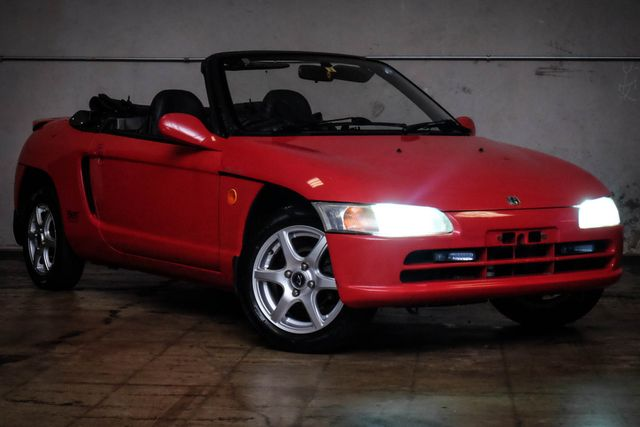 1993 Honda Beat Right-Hand Drive Japan Import in Addison, TX 75001