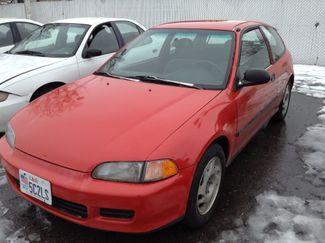 1993 Honda Civic DX Salt Lake City, UT