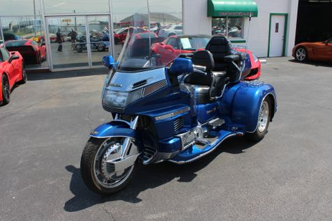 1993 Honda Goldwing Trike California Sidecar Conversion ...