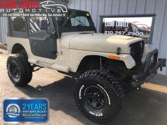 1993 Jeep Wrangler S in San Antonio, TX 78212