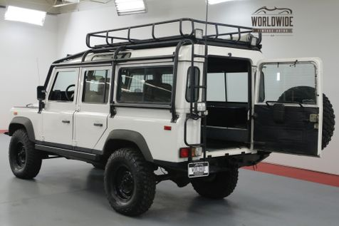 1993 Land Rover DEFENDER 110 RARE! NAS 110! LOW MILES! HIGHLY OPTIONED.  | Denver, CO | Worldwide Vintage Autos in Denver, CO
