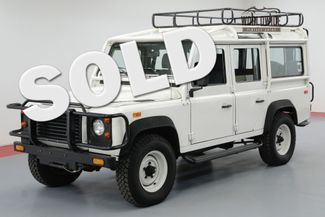 1993 Land Rover DEFENDER 110 NAS 369/500 CA TRUCK ORIGINAL LOW MILES | Denver, CO | Worldwide Vintage Autos in Denver CO