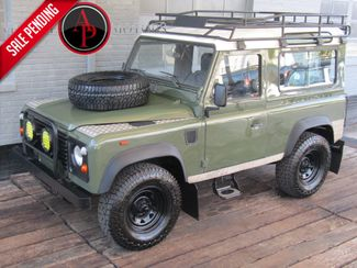 1993 Land Rover DEFENDER 200 TDI 5 SPEED in Statesville, NC 28677