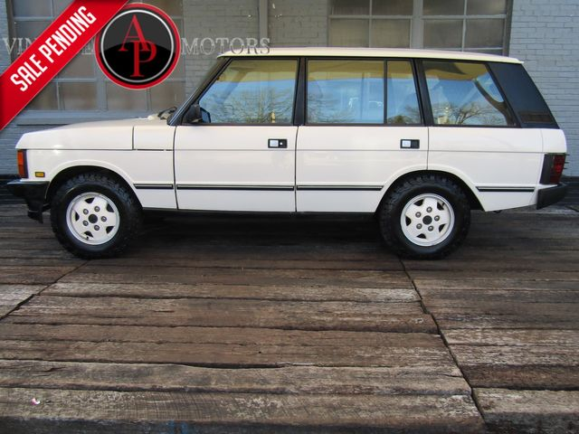 1993 Land Rover Range Rover County LWB 4.2