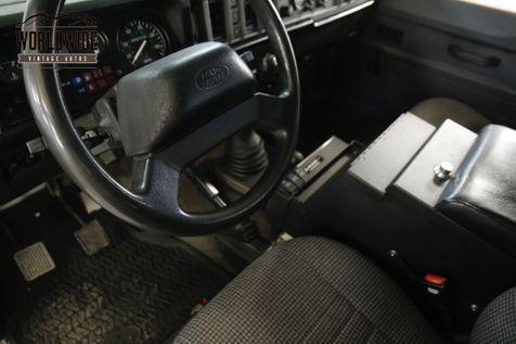 1993 Land Rover DEFENDER 110 ULTRA RARE NAS 469/500 WINCH RACK SNORKEL  | Denver, CO | Worldwide Vintage Autos in Denver, CO