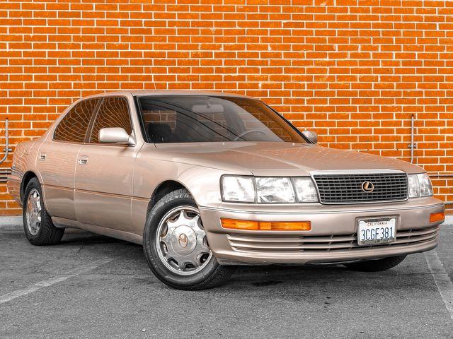1993 Lexus LS 400 Burbank, CA 1