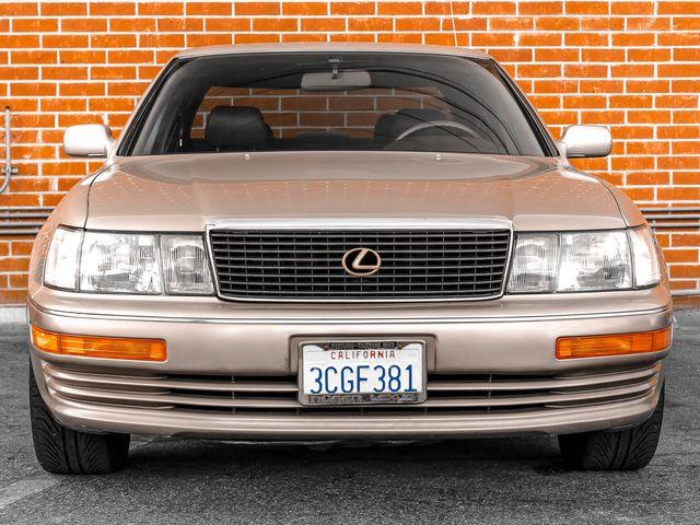 1993 Lexus LS 400 Burbank, CA 2
