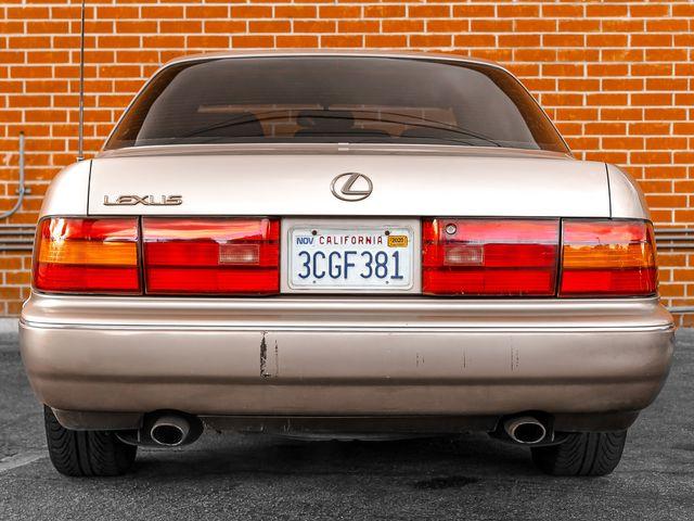 1993 Lexus LS 400 Burbank, CA 3