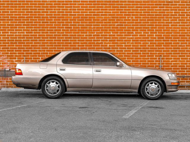 1993 Lexus LS 400 Burbank, CA 4