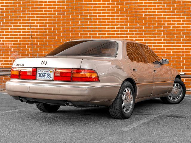 1993 Lexus LS 400 Burbank, CA 6