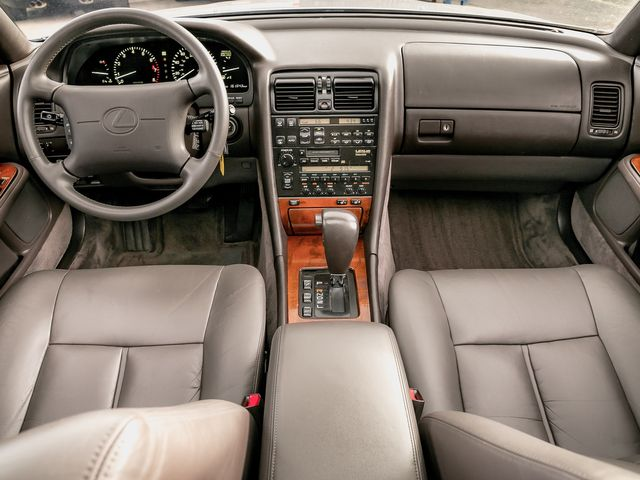 1993 Lexus LS 400 Burbank, CA 8
