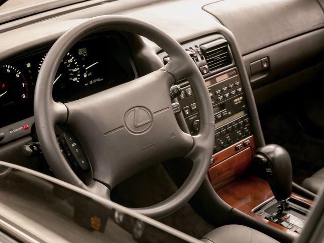 1993 Lexus LS 400 Burbank, CA 9