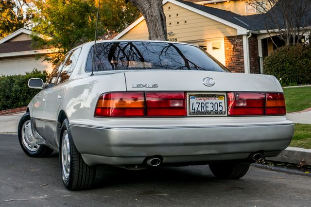 1993 Lexus LS 400 Reseda, CA 4
