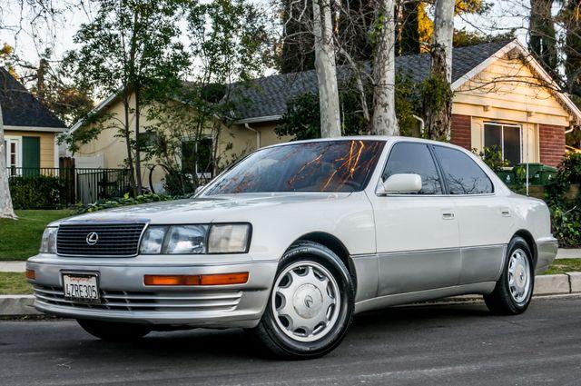 1993 Lexus LS 400 Reseda, CA 2