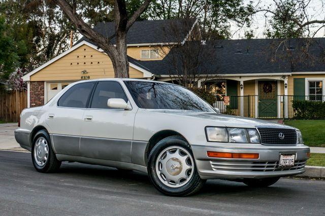 1993 Lexus LS 400 Reseda, CA 10