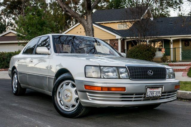 1993 Lexus LS 400 Reseda, CA 3