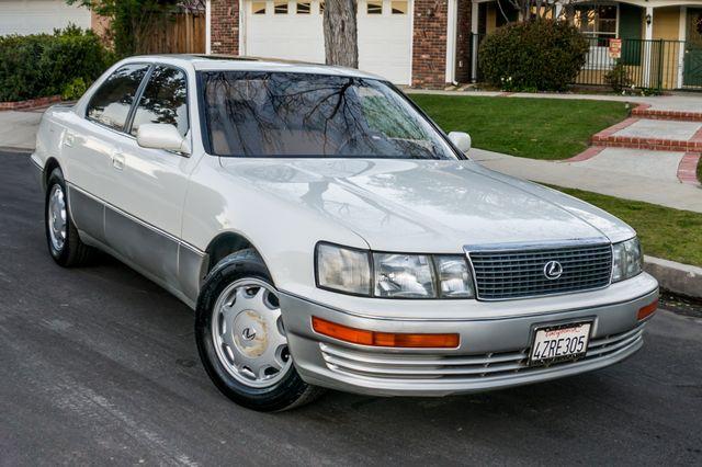 1993 Lexus LS 400 Reseda, CA 1