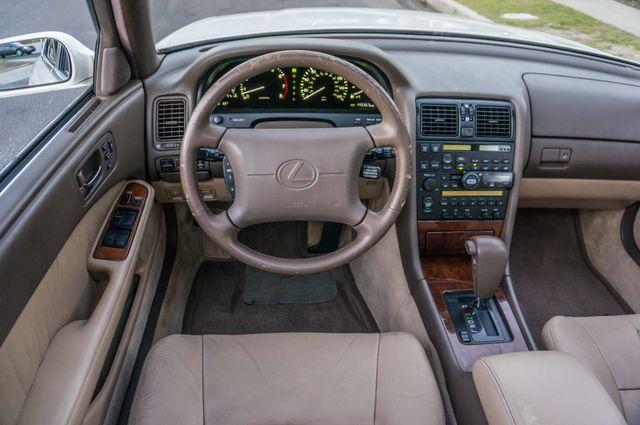 1993 Lexus LS 400 Reseda, CA 22