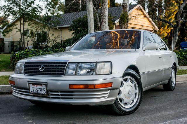 1993 Lexus LS 400 Reseda, CA 35