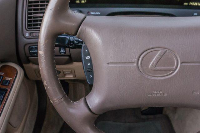 1993 Lexus LS 400 Reseda, CA 23