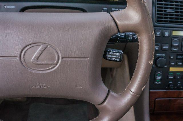 1993 Lexus LS 400 Reseda, CA 24