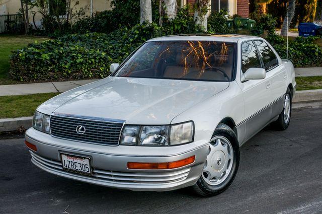 1993 Lexus LS 400 Reseda, CA 36