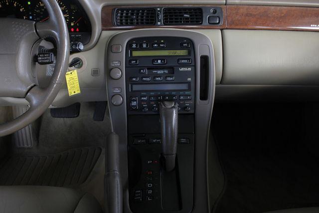 1993 Lexus SC 300 SUNROOF - HEATED LEATHER - PREMIUM SOUND! Mooresville , NC 9
