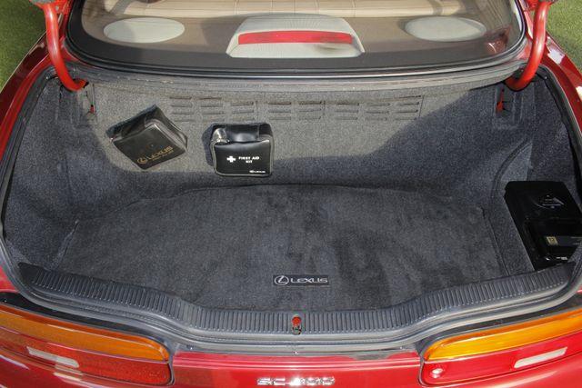 1993 Lexus SC 300 SUNROOF - HEATED LEATHER - PREMIUM SOUND! Mooresville , NC 11